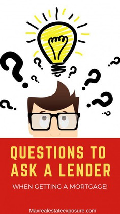 Smart Questions to Ask a Lender