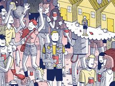 wren mcdonald illustration