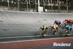 We love cycling, we love Rapha, we love Rouleur Magazine… | Edge and Barrett | London Graphic Design Agency, Branding & Custom Publishing