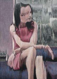 Jens Hesse | PICDIT #painting #glitch #art