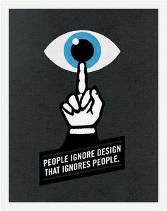 People Ignore Design...