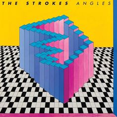 The Strokes Home | The Strokes #cover #design #graphic