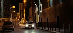 CORO SF | EMPTY KINGDOM You are Here, We are Everywhere #urban #city #night #coro #cars #art #painting #light