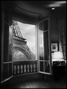 FFFFOUND! #window #paris #black