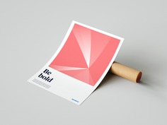 Core value poster by Nicolas Solerieu on Behance