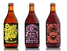 Maven Beer #illustration #typography