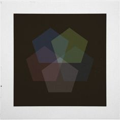 Geometry Daily #geometry #print #geometric #minimal #poster #pentagon