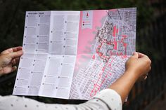 Brooklyn Curiosity Map #curiosity #brooklyn #makewell #map