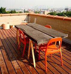FFFFOUND! #furniture #outside