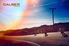 Caliber Truck Co. | Photographs #longboarding #photography #skateboarding