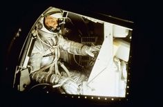 The Historic Flight of Mercury 6 - Alan Taylor - In Focus - The Atlantic #nasa #photography #space