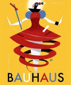 Bauhaus Movement – Oskar Schlemmer Triadic Ballet