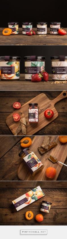 INULINU Sauces and Jam Packaging by DekoRatio Branding & Design Studio