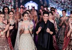Manish Malhotra 2019 lakme fashion week Collections