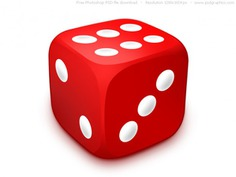 Psd red dice icon Free Psd. See more inspiration related to Icon, Red, Web, Psd, Dice, Web icons, Blank, Horizontal and Objects on Freepik.