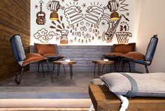 Drop Caffe by Dsignedby - #decor, #interior, #caffe