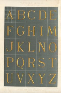 1882lettres 8 | Flickr - Photo Sharing! #specimen #typeface