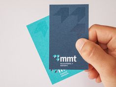 MMT Business Cards #business #varnish #branding #icon #print #logo #cards #typography