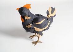 Amazing Paper style 3D Illustrations  #paper cut #3d paper cut #art