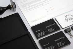 Briggs & Cole Identity on Behance