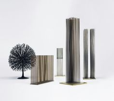 wright-impt-BertoiasStahrcollection #bertoia #sculpture #art