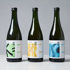 O|O Brewing Bottles #packaging #beer #bottle