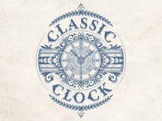 Dribbble - Classicclock by JC Desevre