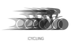 Motion_pictos_2 #pictogram #sport #icon #illustration #cycling