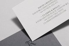 Graphic-ExchanGE - a selection of graphic projects #card #print #business #typography