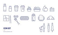 Plez Café & Sandwich Shop - Mindsparkle Mag kissmiklos . designed the branding for Pléz – a Budapest based café and sandwich shop chain. Pléz creates handmade freshly prepared food (like sandwich, salad, wrap) and organic drinks (like coffee, juice, smoothie). #logo #packaging #identity #branding #design #color #photography #graphic #design #gallery #blog #project #mindsparkle #mag #beautiful #portfolio #designer