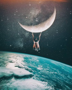 Dreamlike and Surreal Photo Manipulations by Septian Bayu Abdullah