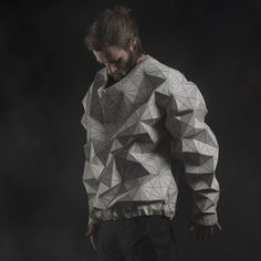 Concentrated by Sruli Recht #design #fashion #clothing