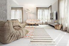 Bright Bulgarian Apartment