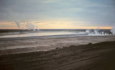 oilsands1.jpeg (1600×985) #canada #tar #alberta #sands #oil