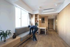 Kowloon Bay Flat / Design Eight Five Two