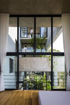 Binh House by Vo Trong Nghia Architects / Vietnam