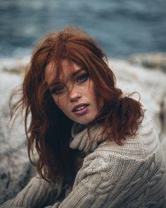 Beautiful Female Portraits by Raimee Miller