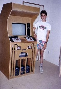 FFFFOUND! | Tumblr #geek #cabinet