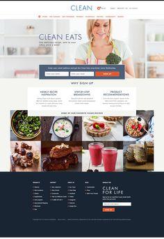 clean eats_landing02.jpg (1600×2332) #web