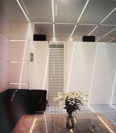 PATTERNITY_Light lattice house, shoei yoh #interiors #spaces