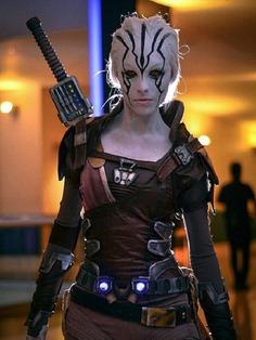 Sofia Boutella Star Trek Beyond Jaylah Stylish Costume Vest