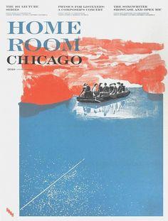 Home Room Chicago | Sonnenzimmer - Sonnenzimmer #sonnenzimmer #print #screen #illustration #typography