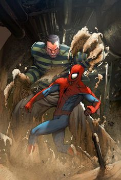 20 Cool Spiderman Drawings #drawing #spderman