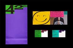 42 Play branding - Mindsparkle Mag Beautiful branding design for 42 Play by cheeer STUDIO. #logo #packaging #identity #branding #design #color #photography #graphic #design #gallery #blog #project #mindsparkle #mag #beautiful #portfolio #designer