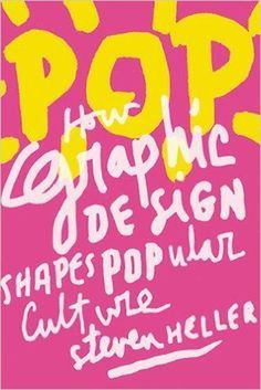 Very bright poster with handmade lettering. #lettering #bold #brush #type