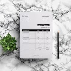 Formal Invoice