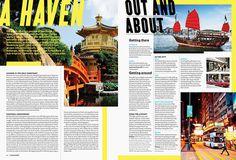 Matt Chase: Escapades Magazine / on Design Work Life #layout #magazine #editorial