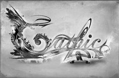 Erathic | Flickr - Photo Sharing! #creative #calligraphy #design #graphic #type #illustraation #typo #typography
