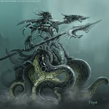 Image result for mythical sea creatures