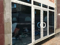 Doors | Rehau | Rehau http://oknasv.com.ua/rehau Metal-plastic doors | Plastic doors | Krivoy Rog